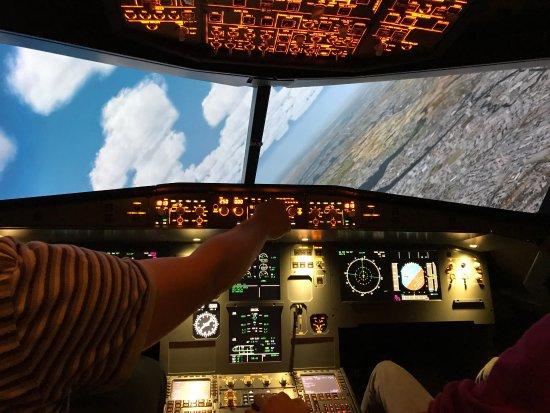 Pilots Simulator Centre