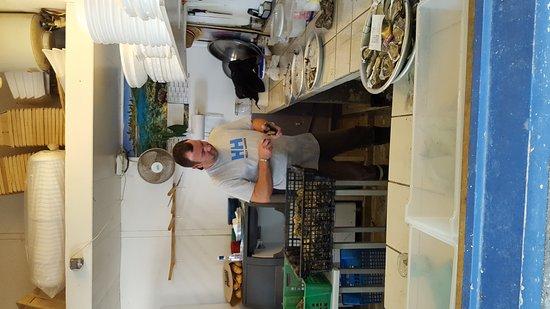 Restaurant la saison 2 dans arcachon avec cuisine - La cabane de l aiguillon ...