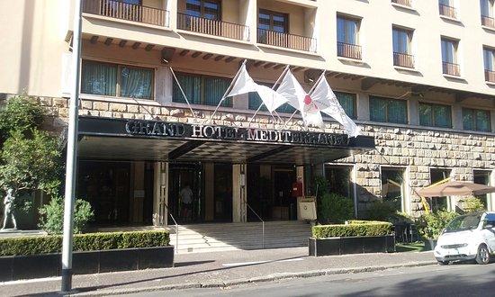 Vista Do Hotel Picture Of Fh Grand Hotel Mediterraneo Florence Tripadvisor