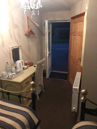 Burwell, UK: Cute LITTLE double room