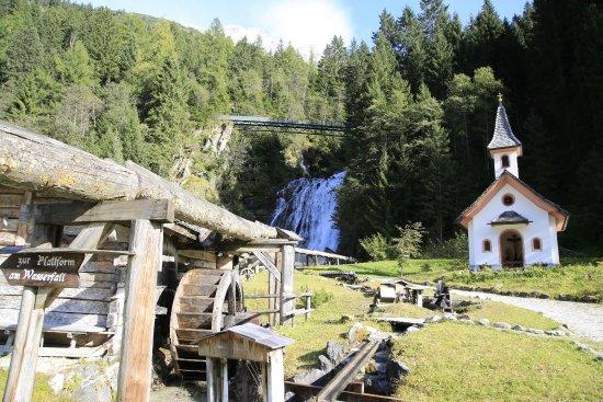 Gschnitz, Østrig: Im Museumsdorf