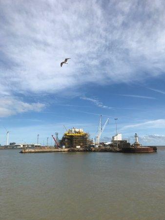 Lowestoft Harbour ภาพถ่าย