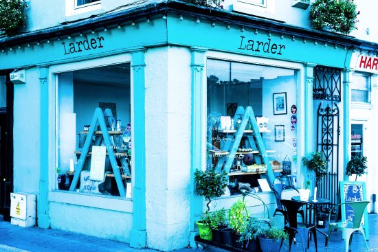 Larder: A fantastic corner coffee and bakery in Waterford, Ireland