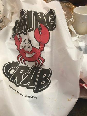 Raging Crab Picture