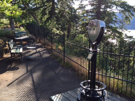 walkway along the terrace picture of columbia gorge hotel hood rh tripadvisor com