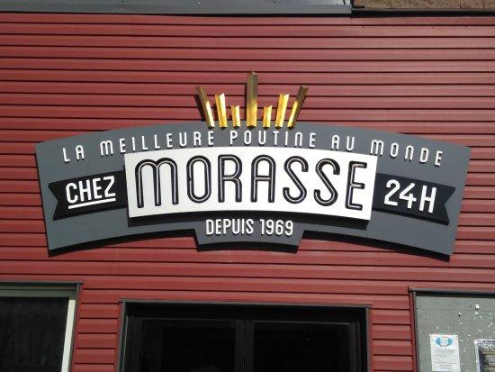 Rouyn-Noranda, Canadá: C'est fin (enfin pas trop). Ca ce mange sans fin (enfin si, un peu quand même) !