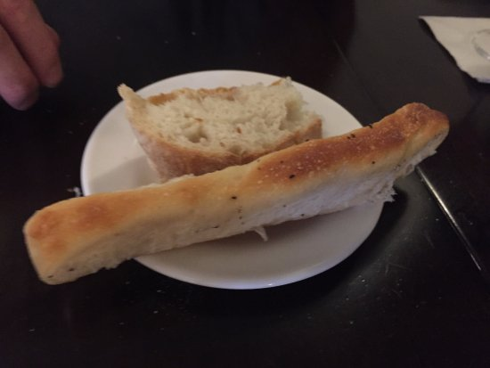 Orzo: home made bread and bread stick