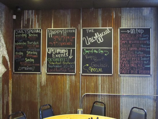 Ramsey, MN: Daily specials