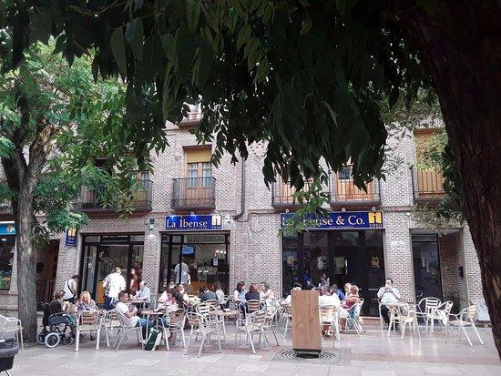 Guadalajara, España: ¿Que mejor sitio para pasar una tarde de verano?