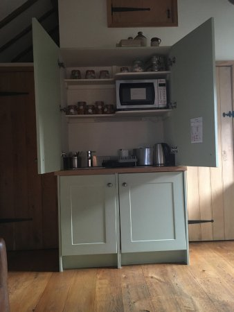 Manor Farm MK: Kitchen In A Cupboard!