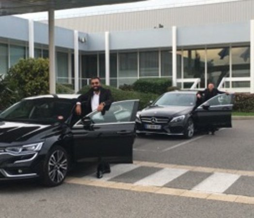 Bobigny, Frankrijk: Paris airport transfer