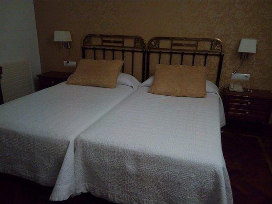 Hotel II Virrey: Habitación 110