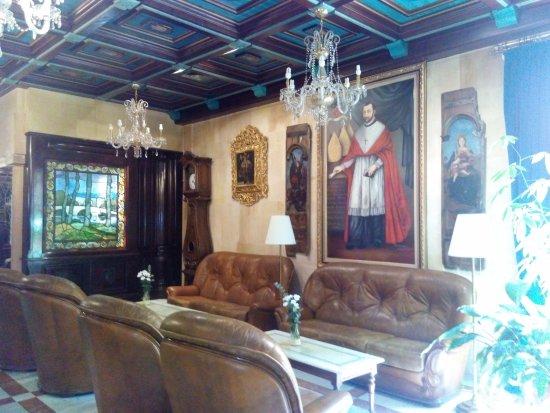 Hotel II Virrey: Hall del hotel.