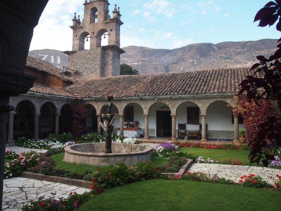 San Agustin Monasterio de la Recoleta Hotel : Patio