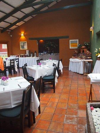 San Agustin Monasterio de la Recoleta Hotel : Restaurant