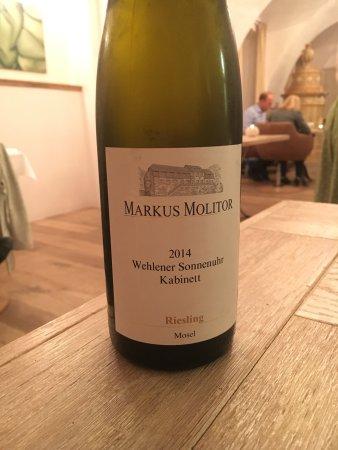 """Sankt Andrä im Sausal, Österreich: Lieblingswein für """"Süße"""""""