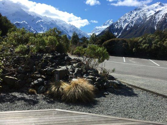 Aoraki Mount Cook Alpine Lodge: Self contained studio - Room 6.