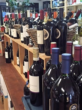 Princeton, MA: Wine selection is chosen carefully to offer a unique collection at a great price!