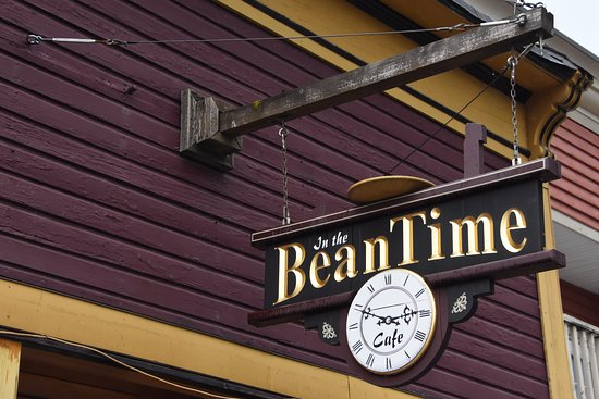Ladysmith, Canada: In the Bean Time