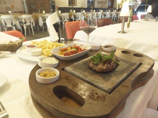 Amedros: Bœuf ... excellente viande