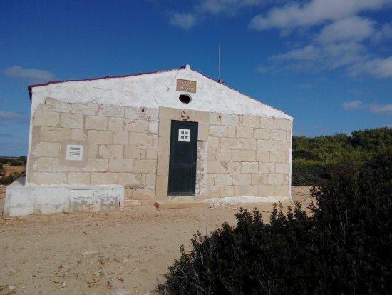 Cala' n Bosch, Espanha: Antigua Casa de Pescadores