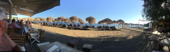 Agia Paraskevi, Grecia: Strand Pool Zimmer262 Pool