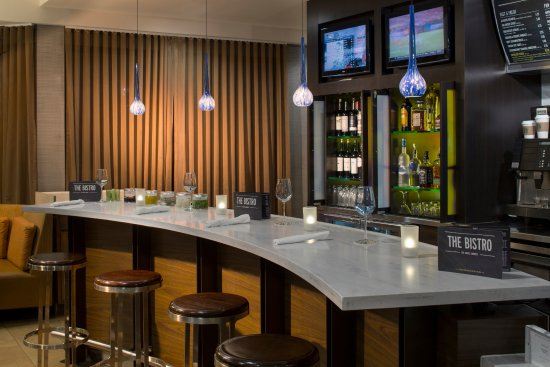 The Bistro At Courtyard: Our Bistro Bar Features Craft Beers, A Selection  Of Wines