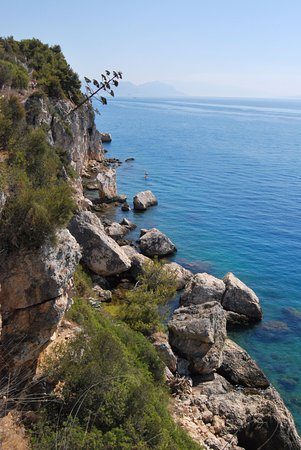 Slatine, Croacia: View