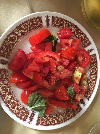 Trattoria Da Cumpa' Cosimo : Tomatinhos divinos!!!!!!!!!!
