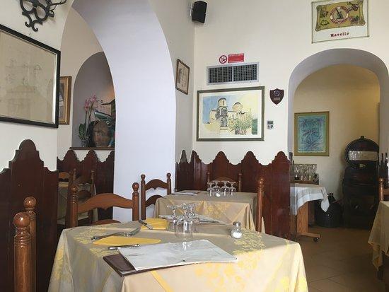 Trattoria Da Cumpa' Cosimo : Ambiente aconchegante