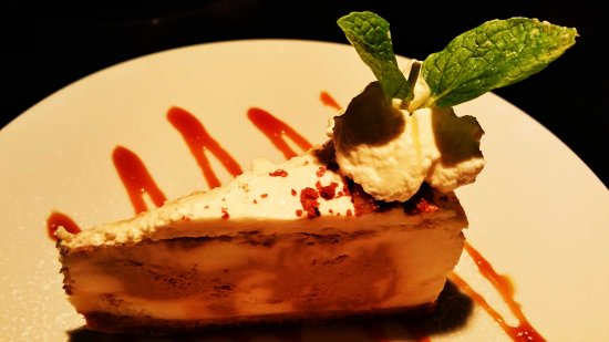 White Chocolate Cheesecake Picture Of Cactus Club Cafe Nanaimo Tripadvisor