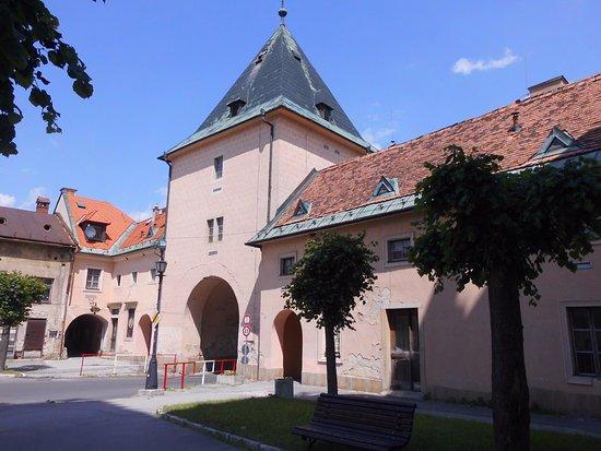 Kosicka gate