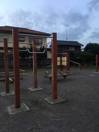 Konosu Juku Mariko Park