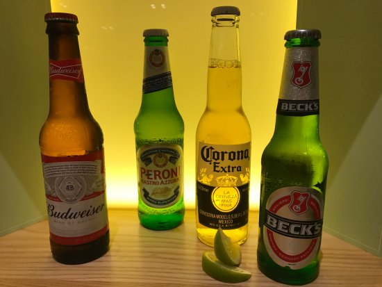 Premier Inn Dorchester: Our Bottled Beers