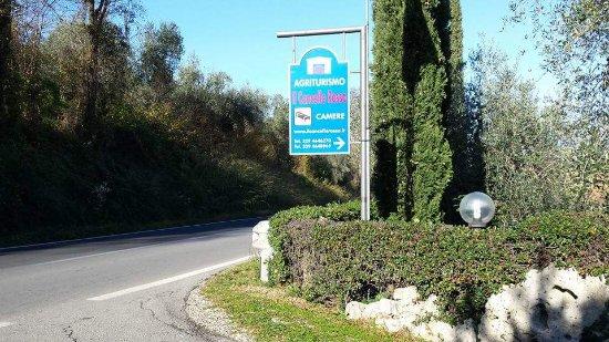 Montemerano, Italy: Il Cancello Rosso