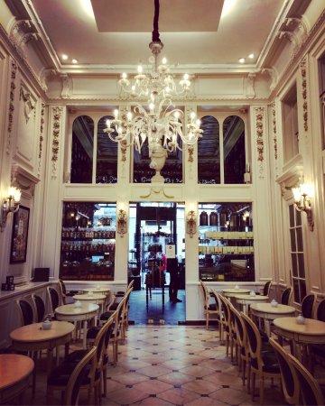 Salon de th picture of meert restaurant lille for Salon de lille