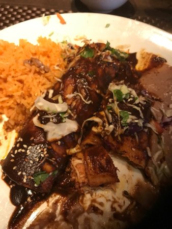 Luna Mexican Restaurant Corona Menu