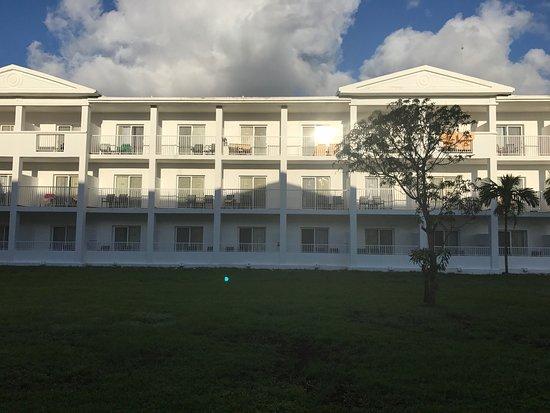 Hotel Riu Negril: Lush