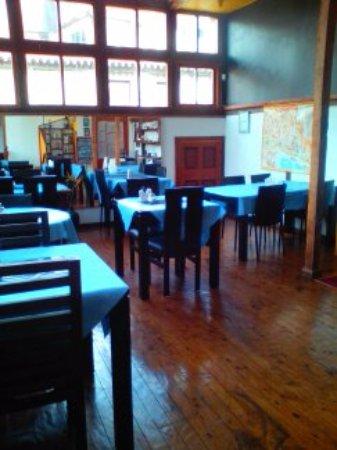 Hotel Da Vinci Valparaiso : Comedor