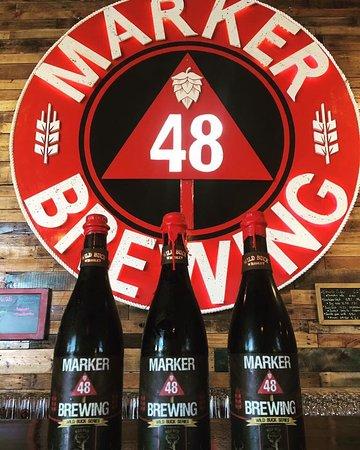Brooksville, Floride : Marker 48 brewing
