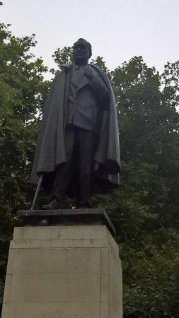 Franklin D. Roosevelt Memorial Photo