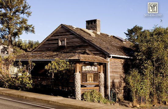 Entrance - Picture of Hearthstone Inn, Cannon Beach - Tripadvisor