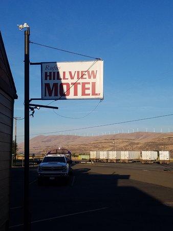 Zdjęcie Rufus Hillview Motel