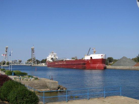 Port Colborne, Canada: Great View!