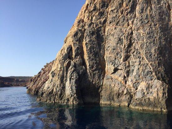 Adamas, Grecia: Captain Yiangos Trip