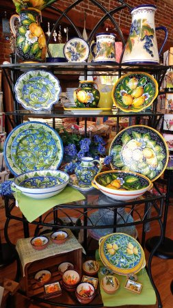 Culpeper, VA: European Pottery