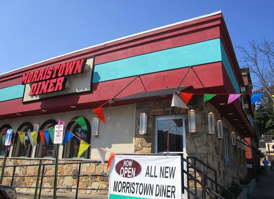 Delicious Review Of Morristown Diner Morristown Nj