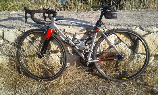 Specialized Allez - Picture of S-Bikes Cycle Corfu, Acharavi