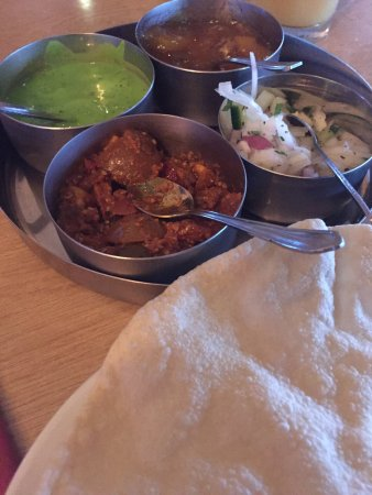 Indian Express. West Kensington: Lovely dishes