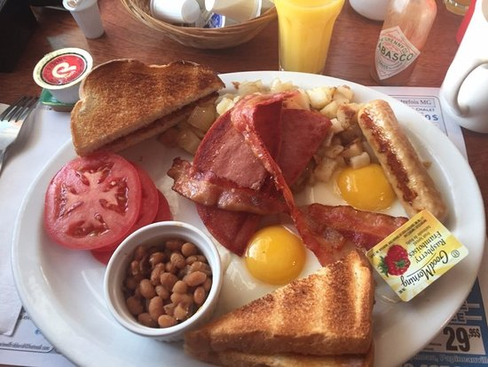 Namur, Canadá: assiette du jour